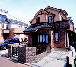 2002年3月 小金井中町2期全9棟