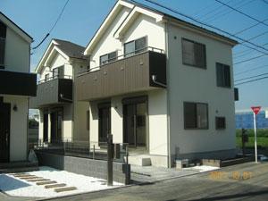 2007年12月 武蔵村山大南1期全3棟