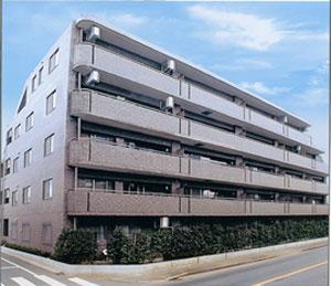 2002年11月 マーベラス東小金井マンション