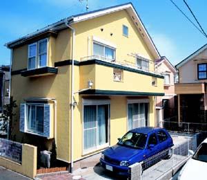 2001年9月 小金井梶野町4期 全3棟