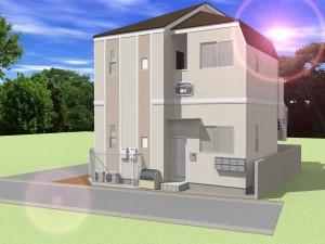 2012年12月 マーベラス立川・曙町アパート