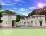 2012年8月 マーベラス国分寺・並木町1期 全6棟
